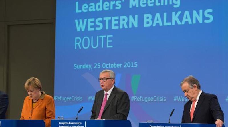 Juncker Merkel Guterres European Commission embassynews