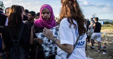 Lesvos UNHCR_embassynews