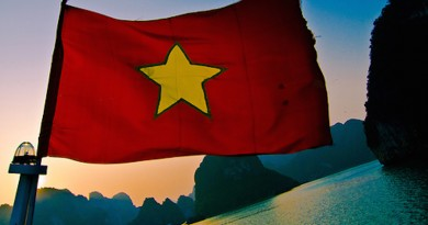 Vietnam flag_embassynews