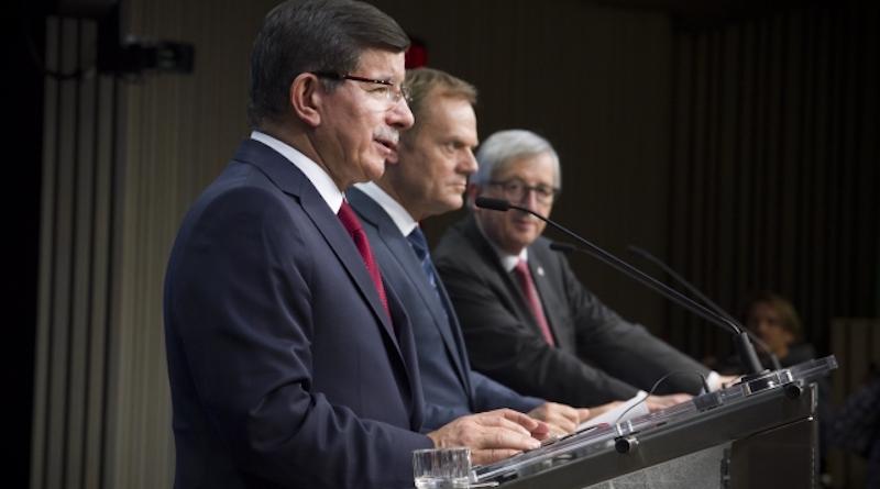 Juncker_Tusk_Davutoglou_EU Newsroom_embassynews