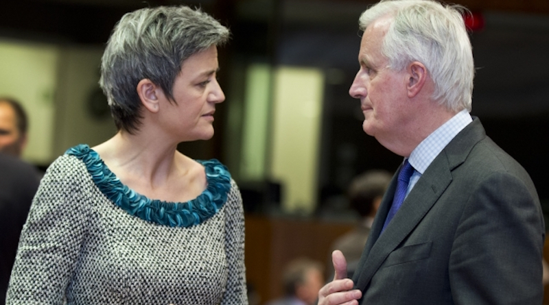 Vestager Barnier_Eu Newsroom_embassynews