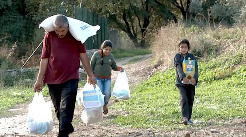 Syrian refugees Lebanon_UNHCR_embassynews