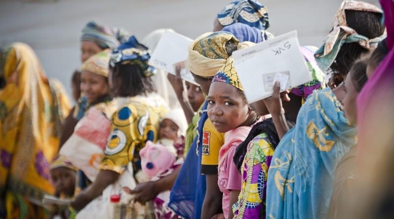 west africa refugees