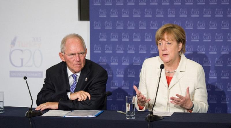Merkel Shaubble