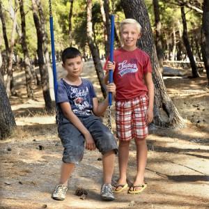 Alaa & Finn