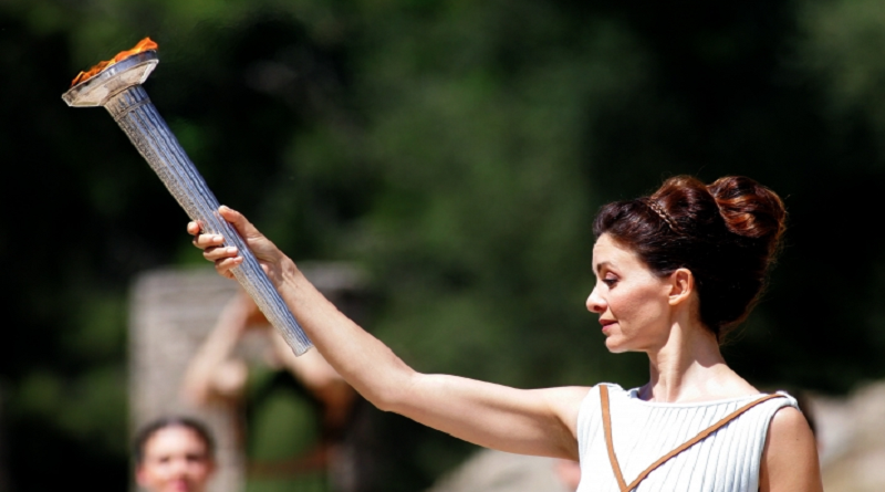 Olympic Flame_getty images