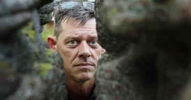 Rainer Höss på Almedalen 2014.