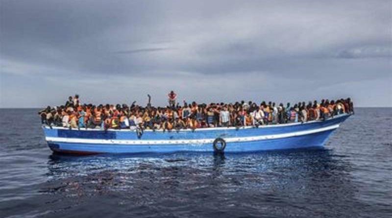 UNHCR Italian Navy Massimo Sestini