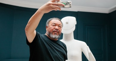 Ai Weiwei Paris Tavitian_Museum of Cycladic Art