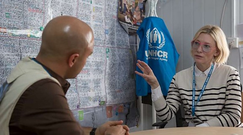 Cate Blanchett_UNHCR_embassynews