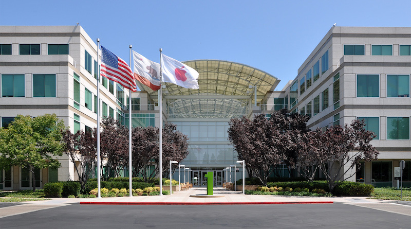 Apple HQ_wikipedia_embassynews