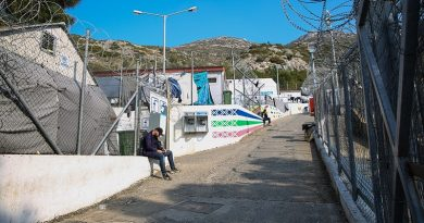Since March 20, 2016, when the EU externalized its borders by striking a deal with Turkey, people fleeing war and persecution have faced extremely tough conditions on the Greek islands.  MSF has tried to shed a light on the living conditions of asylum seekers in Samos. More than 1,100 people are living in the hotspot there, without sufficient information about their future. There are major delays in their processing, due to a lack of manpower to handle their applications.  Unfortunately we were unable to film or take pictures of living conditions inside the Samos hotspot because the administrator there did not allow us to do so.   Even though the hotspot doors are open people cannot afford to live anywhere else. Many of the people there have been stuck for up to nine months, with no clear idea of what their future holds.  Asylum seekers stuck in Samos are emotionally exhausted. Many of those we met just want to be reunited with their families elsewhere in Europe. They don't want to remain in a country that does not have the means to properly host them.