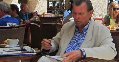 Greece Irish Eyes Richard Pine embassynews
