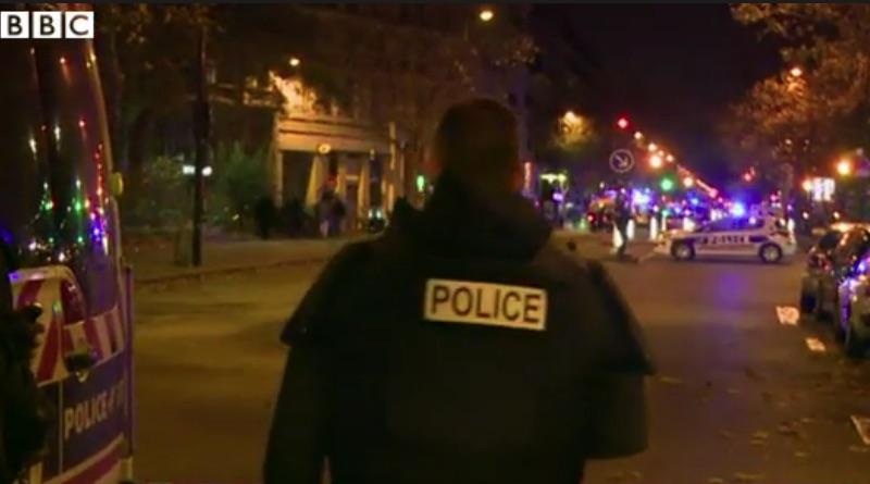 Terror returns to Paris