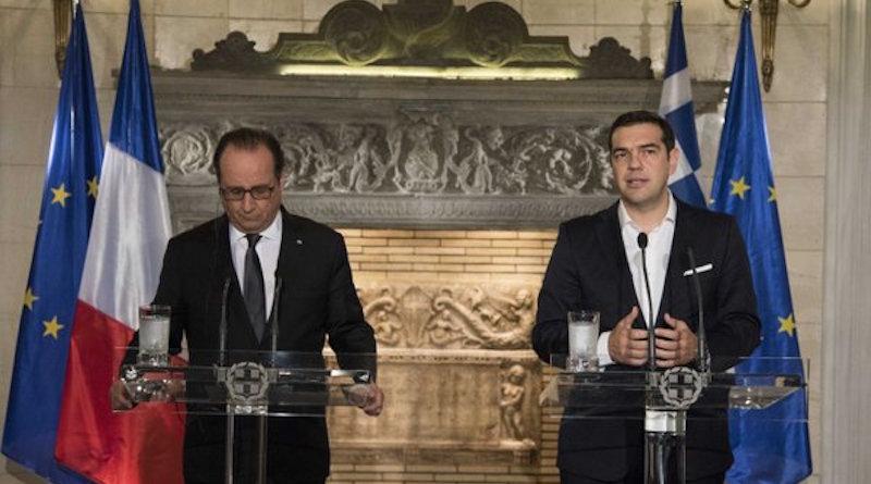 Tsipras Hollande_Tsipras Twitter_embassynews