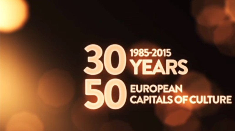 30 years capitals of culture embassynews