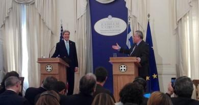Kotzias Kerry_MFA_embassynews