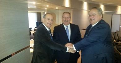 FM Greece, Jordan, Cyprus