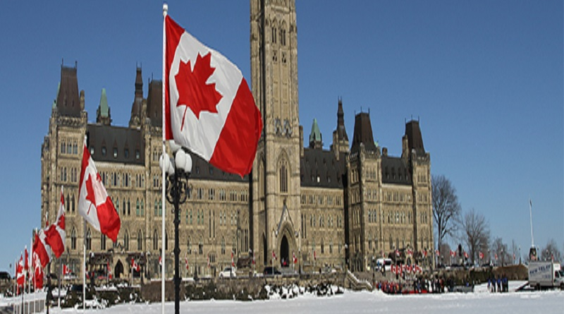 Canadian flag day