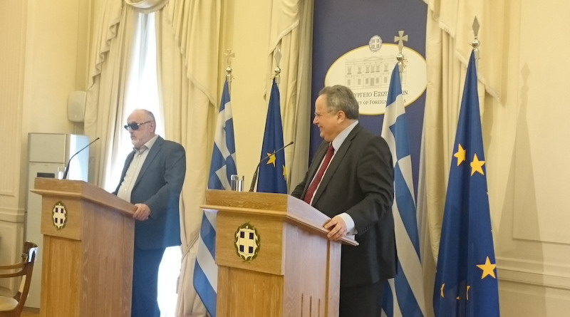 Kotzias Kouroumblis Foreign Ministry_embassynews