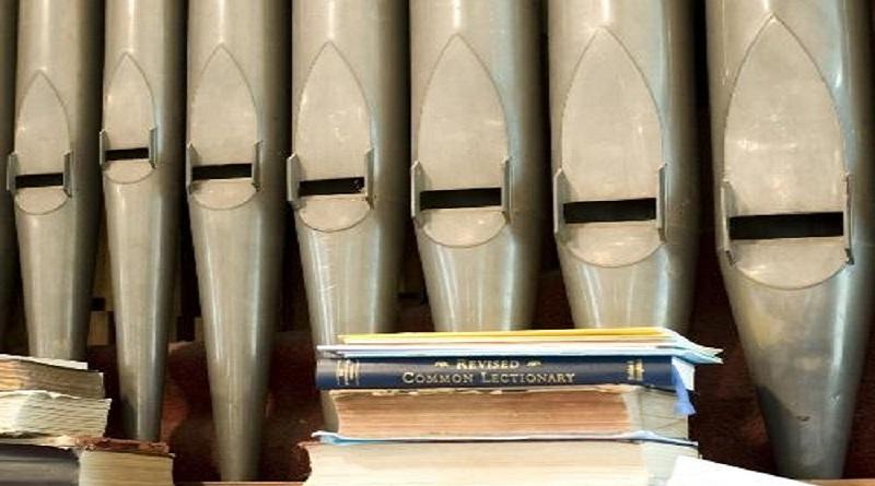Spring Organ Series