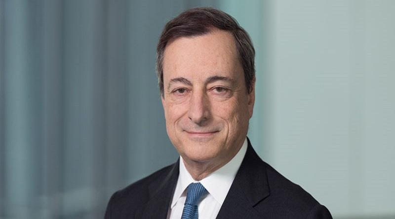 ECB Board Members - Benoît Cœuré, Mario Draghi, Peter Praet, Sabine Lautenschlaeger, Vitor Constancio, Yves Mersch