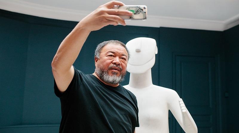 Ai Weiwei Paris Tavitian_Museum of Cycladic Art