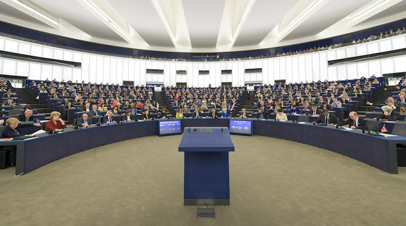 Plenary session week 15 in Strasbourg- Groups chairs during votes