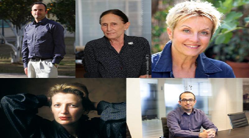 Israeli authors