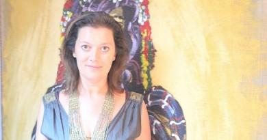 "Pascaline Bossu: ""My Impressions of Greece"" [interview]"