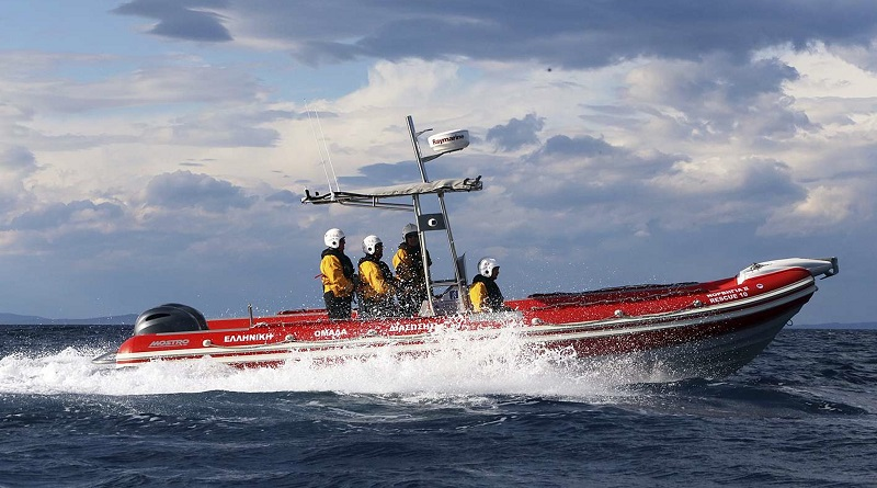 Norway rescue boat
