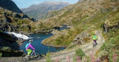 Bike your way across Norway