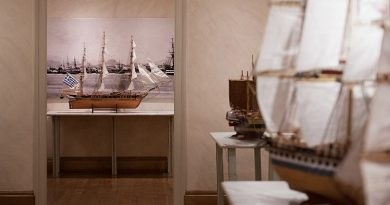 """""""VOYAGE"""" exhibition extended until August 27 at Museum Herakleidon"""